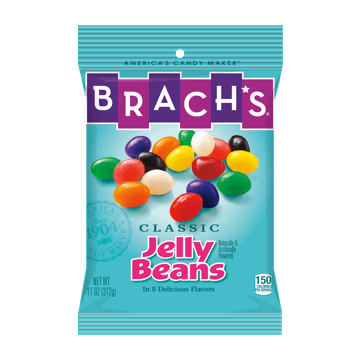 Brach's Jelly Beans Candy Bag