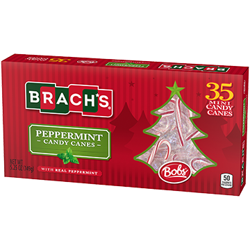 /Brach's® Bobs® Peppermint Mini Canes 35ct