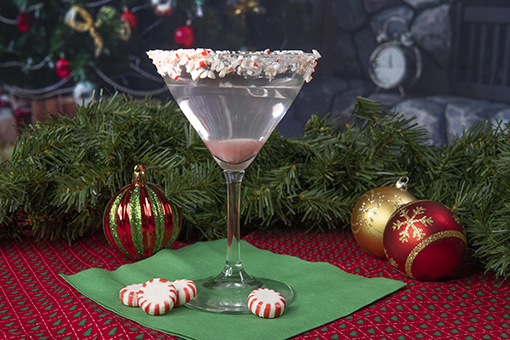 Star Brites Peppermint Martini