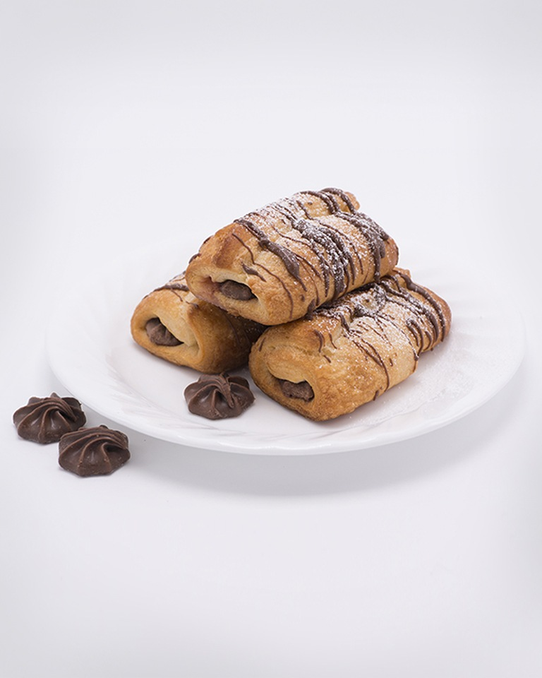 Brach's Chocolate Candy Cane Croissants