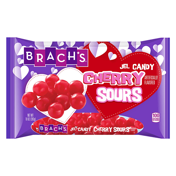 Cherry Sours Brach S Candy