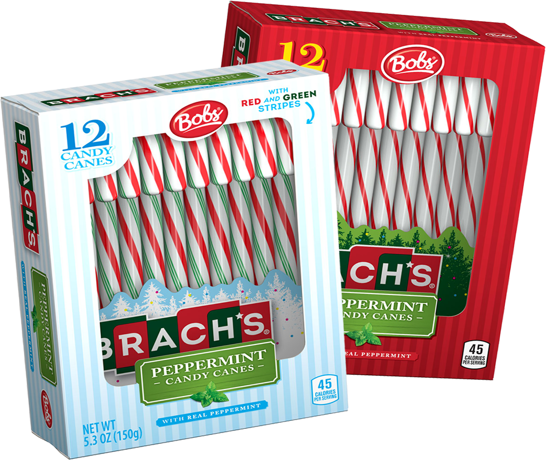 Santa's Favorite Candy Canes ...