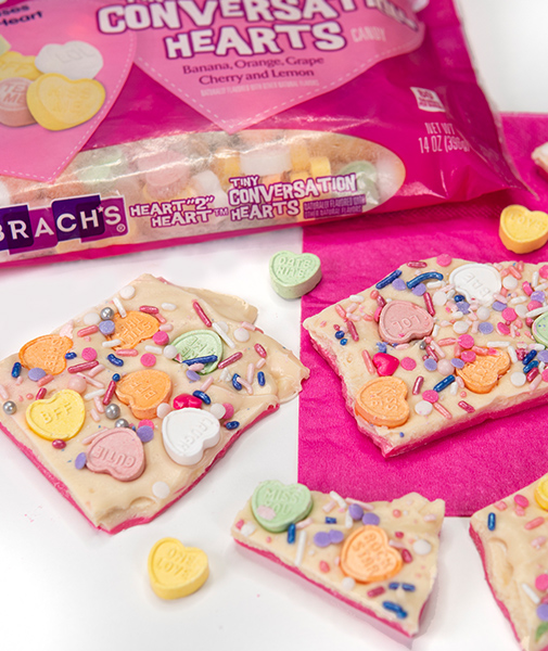 Brach's Heart 2 Heart Candy Bark Recipe