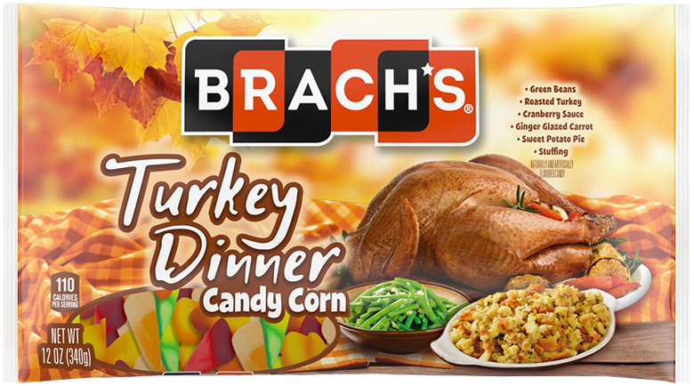/Brach's Turkey Dinner Candy Corn